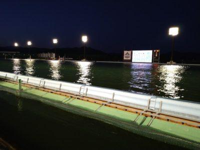 ボートレース桐生で停電・開催中止順延も25日より再開